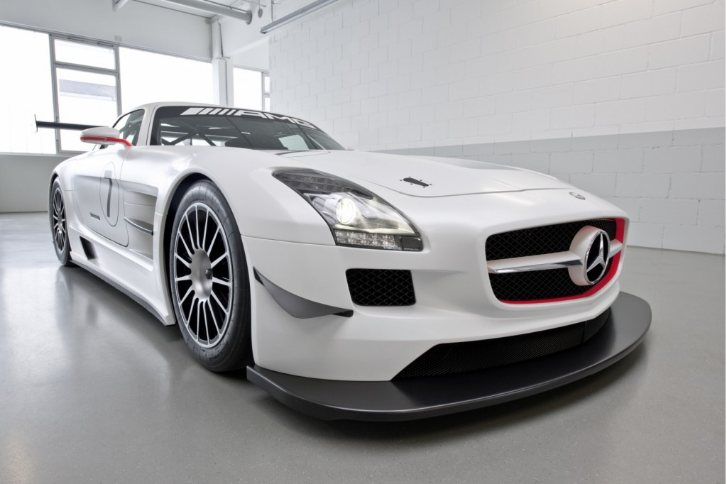 mercedes benz sls amg gt3 race car. Black Bedroom Furniture Sets. Home Design Ideas