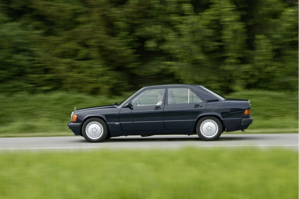 image mercedes benz 190 d blueefficiency based on 1992
