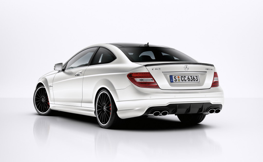2012 mercedes benz c63 amg coupe preview - 2012 mercedes c63 amg coupe ...