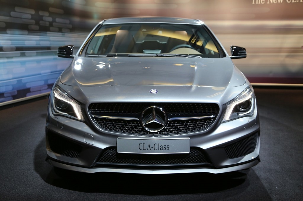 2014 mercedes benz cla video preview for Mercedes benz 2014