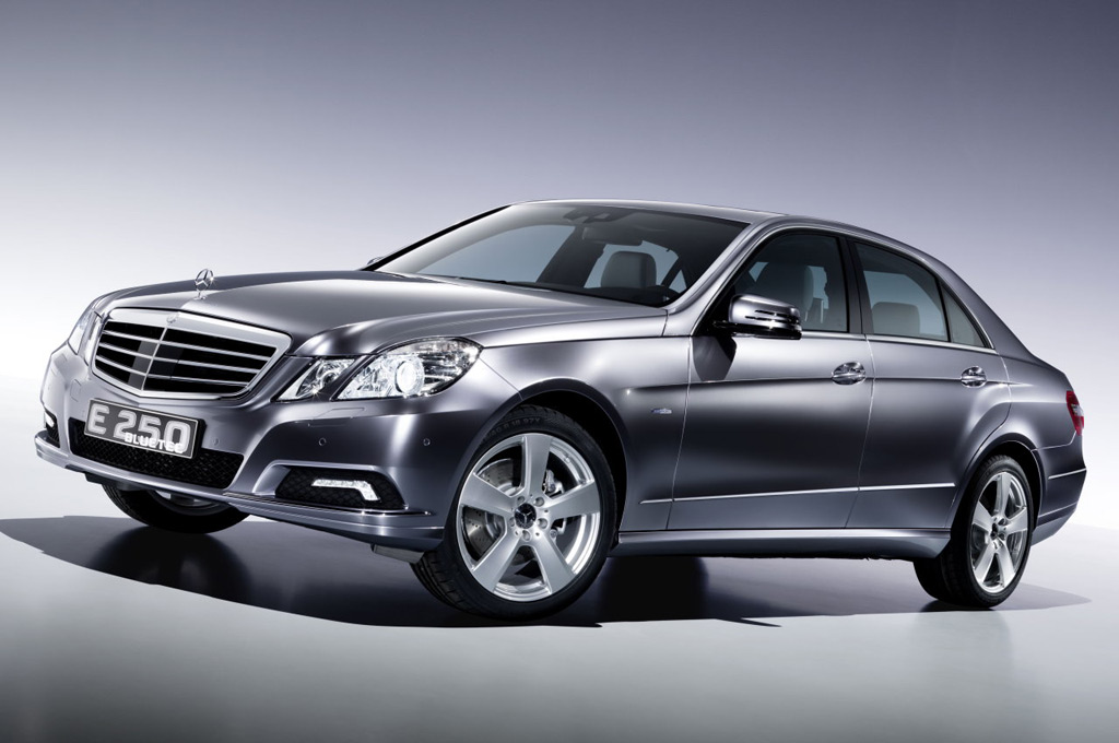 Mercedes-Benz Hints At C And E-Class Fuel Cell Vehicles, Announces ...