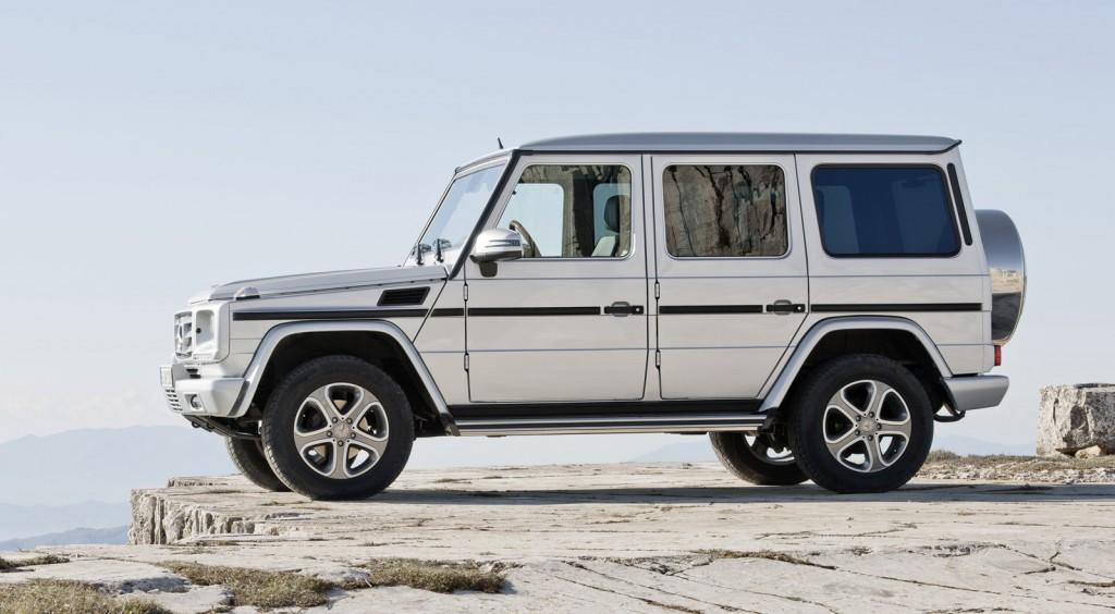 how much is a mercedes benz g500