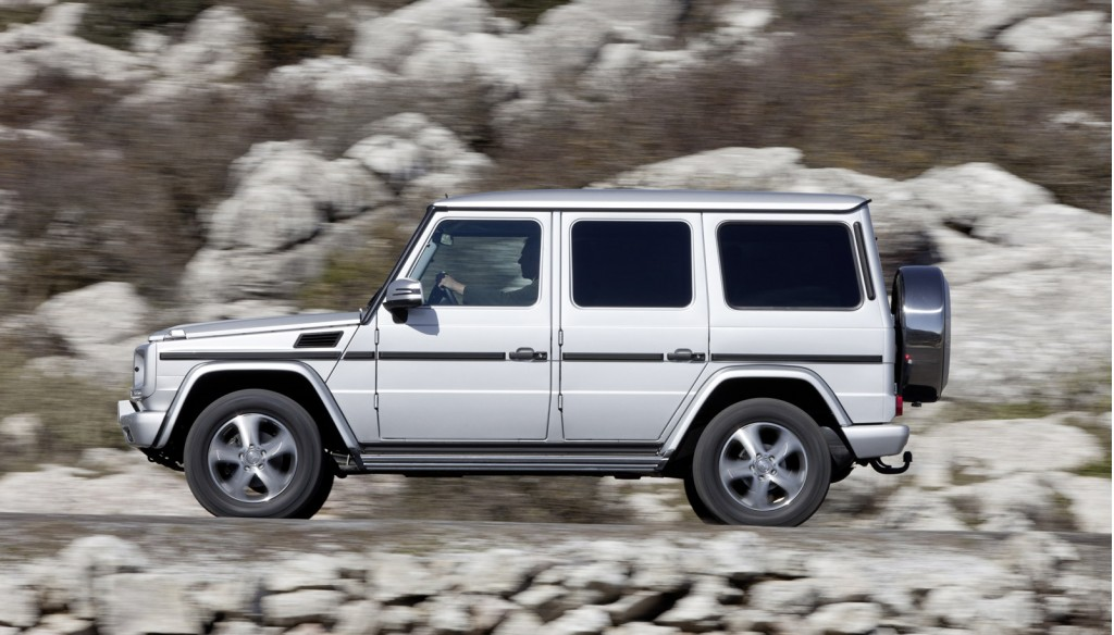 Mercedes benz announces g65 amg power and price both for Mercedes benz g class 2013 price