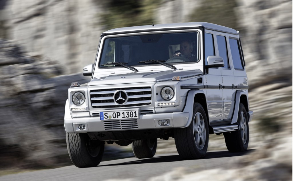 mercedes benz announces g65 amg power and price both