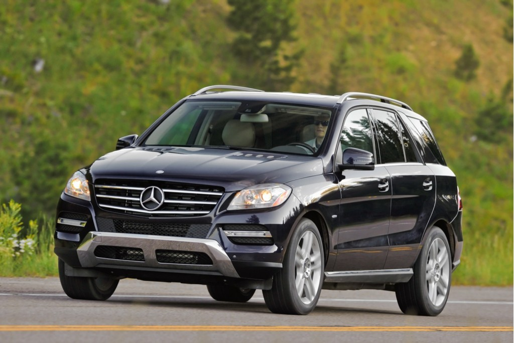 Mercedes benz four cylinder diesel m class a possibility for Mercedes benz com connect