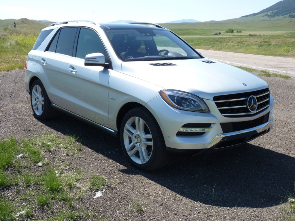 2012 mercedes benz m class first drive for 2012 mercedes benz m class ml350