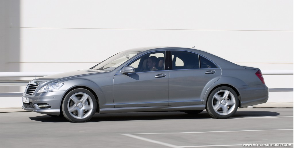 Mercedes Benz Releases Amg Sports Pack For New S Class And