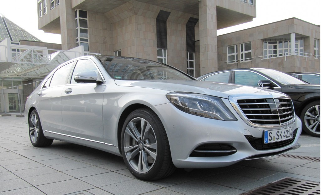 2016 mercedes benz s550 plug in hybrid first drive