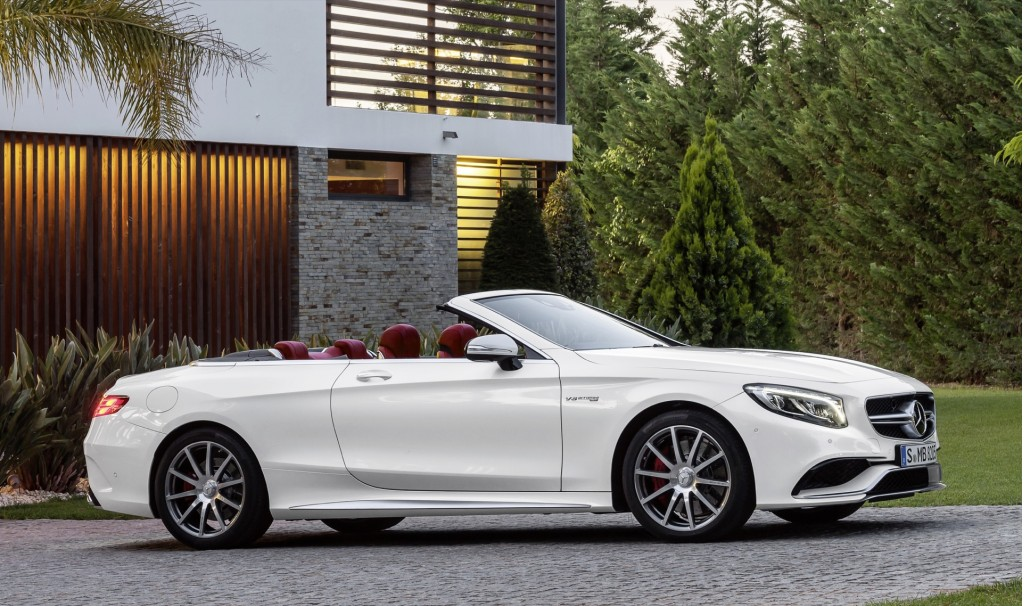 2017 mercedes amg s63 cabriolet detailed in new video. Black Bedroom Furniture Sets. Home Design Ideas