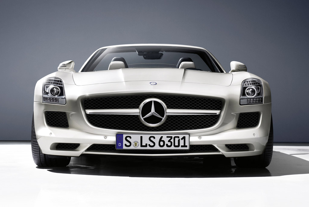 2012 mercedes benz sls amg roadster in detail video for 2012 mercedes benz sls amg
