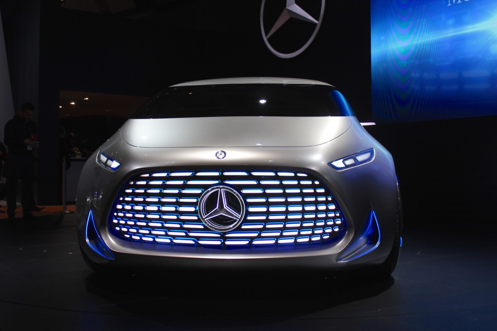 Mercedes Benz Vision Tokyo Concept Tokyo Motor Show Live Photos L on Z06 Corvette Crate Engine
