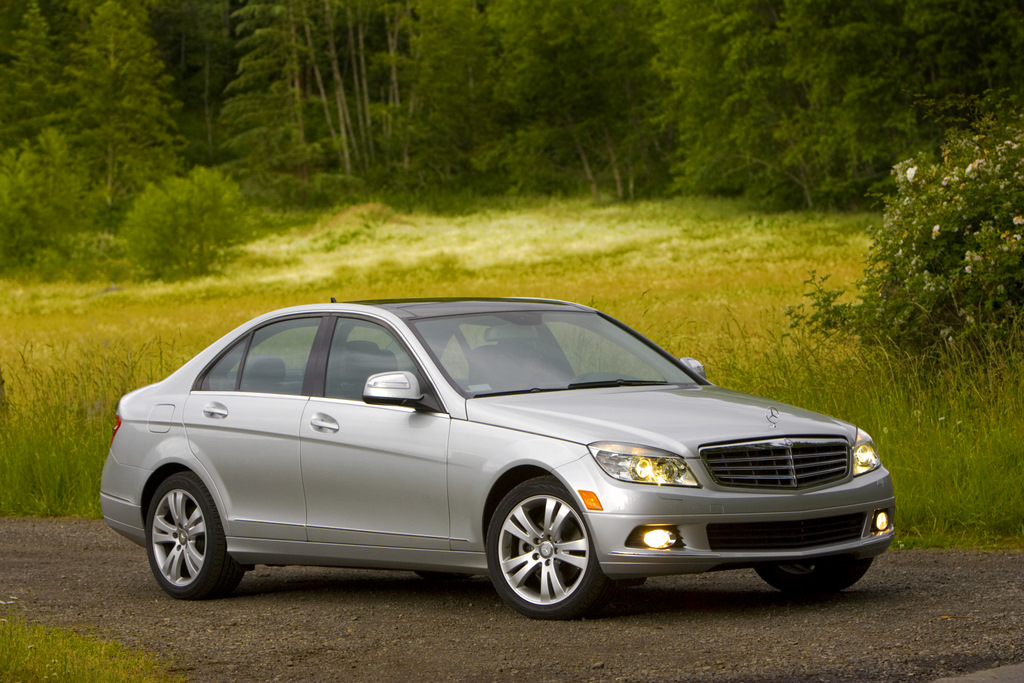 2009 mercedes benz c class pictures photos gallery the