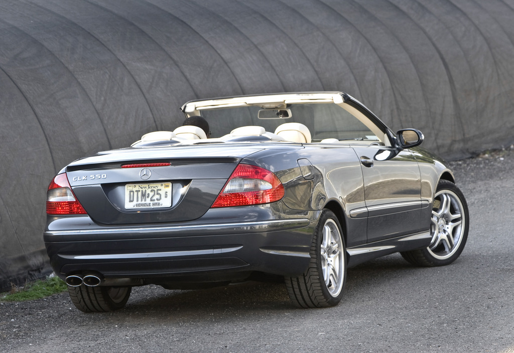 2009 mercedes benz clk class pictures photos gallery