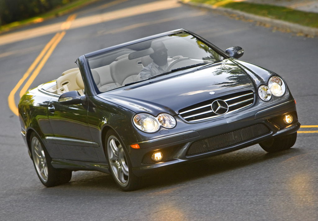 2009 mercedes benz clk class pictures photos gallery motorauthority. Black Bedroom Furniture Sets. Home Design Ideas