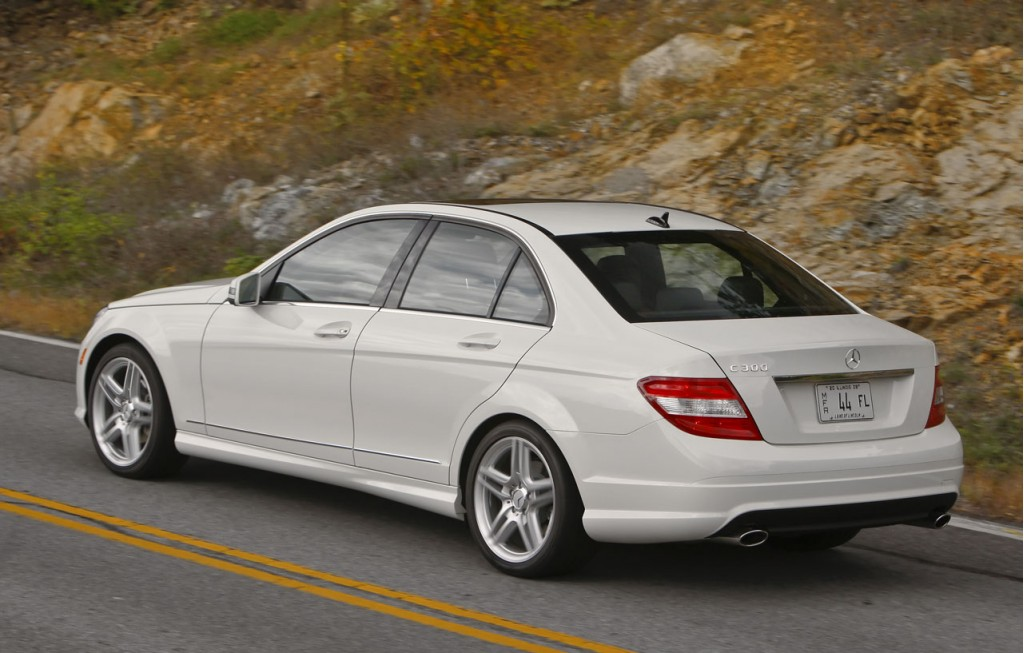 2010 Mercedes Benz C Class Pictures Photos Gallery Green Car Reports