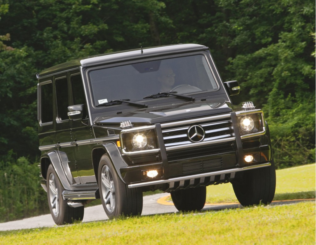 2010 mercedes benz g class pictures photos gallery for Mercedes benz g class 2010