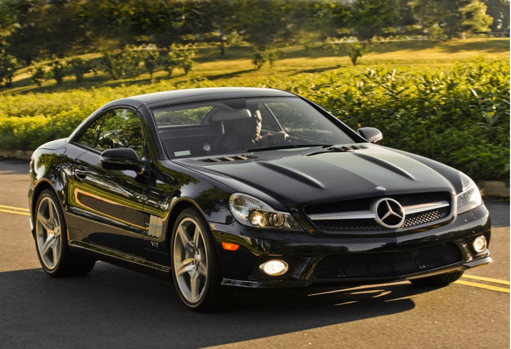 2010 mercedes benz sl class pictures photos gallery