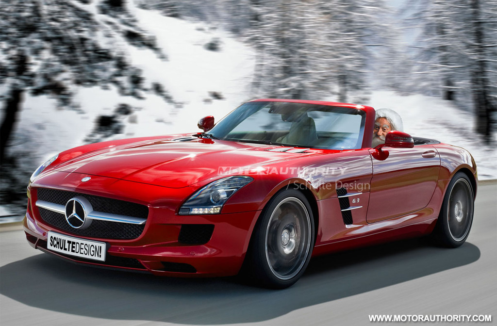 Seasons greetings from motorauthority for Mercedes benz tysons hours