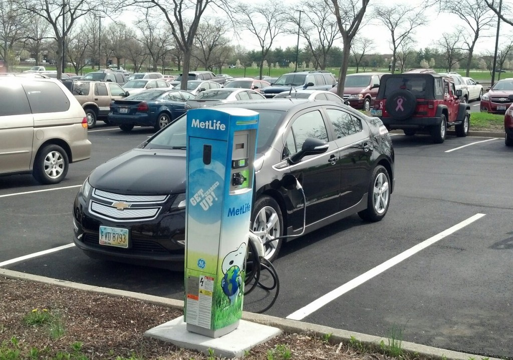Hybrid Car Charging Stations Near Me