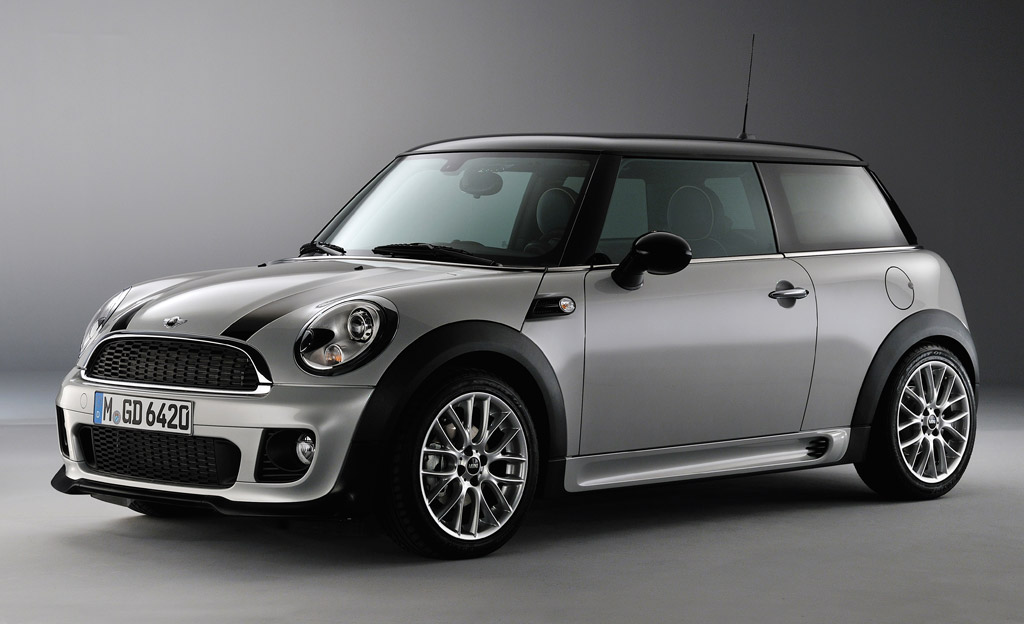 john cooper works package offered on 2011 mini cooper and cooper convertible. Black Bedroom Furniture Sets. Home Design Ideas