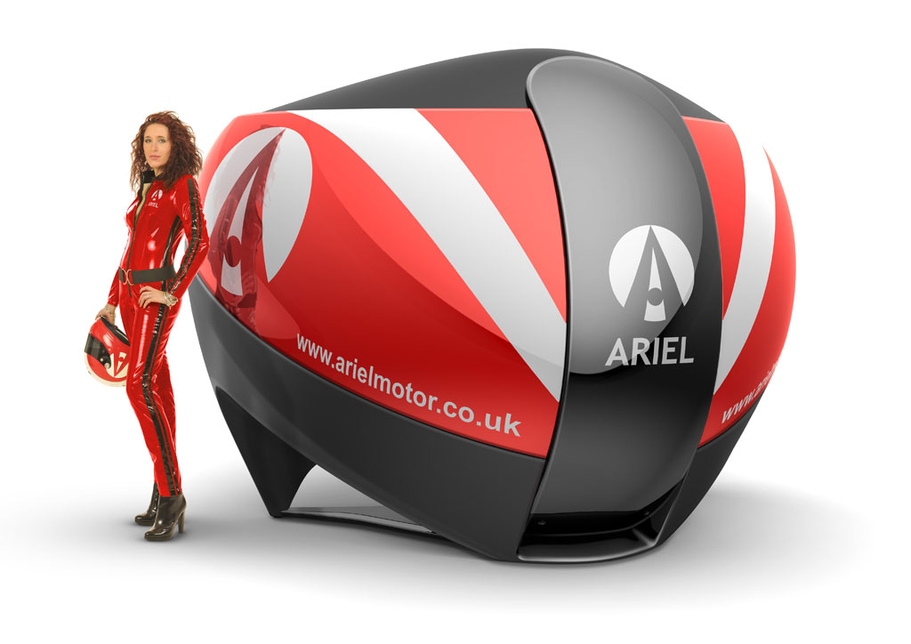 New Driving Simulator Developed With Ariel Motor Company