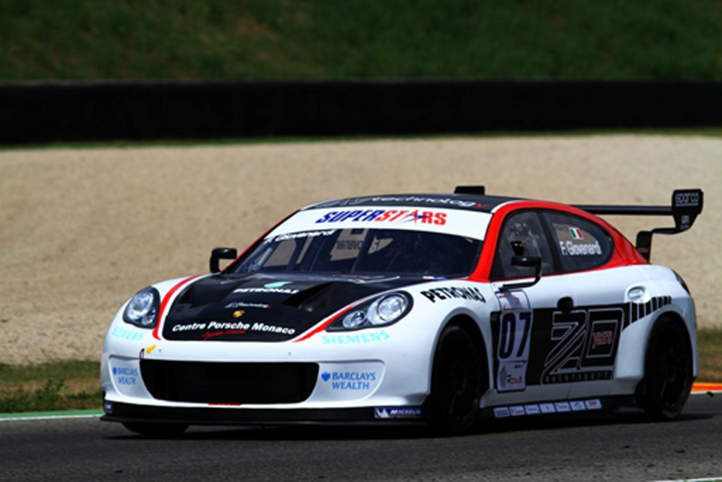 N Technology Porsche Panamera Race Car Wins In Debut Outing