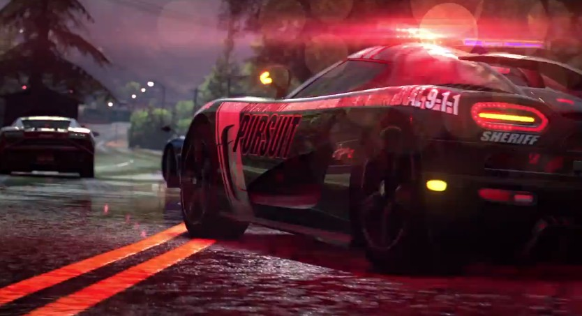 New Need For Speed Rivals Trailer Hits From Gamescom Video