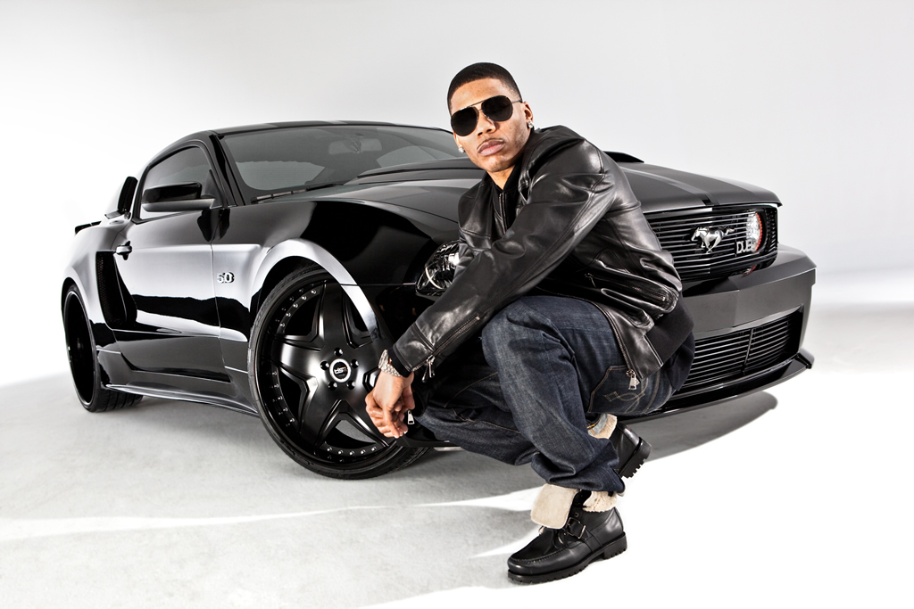 1041557_2011 Mustang Gt Gets Tricked Out By Dub Magazine For Nellyon 2016 Lamborghini Huracan Lp 580