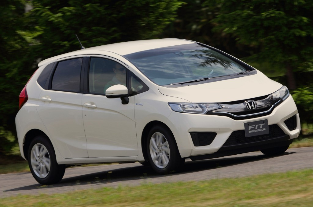 All-New 2015 Honda Fit Appears, Hybrid Model Too (Not For U.S., Though ...