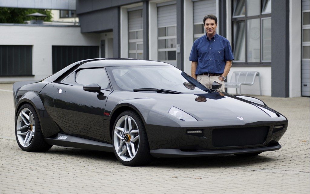 New Stratos Production Blocked By Ferrari Or Not