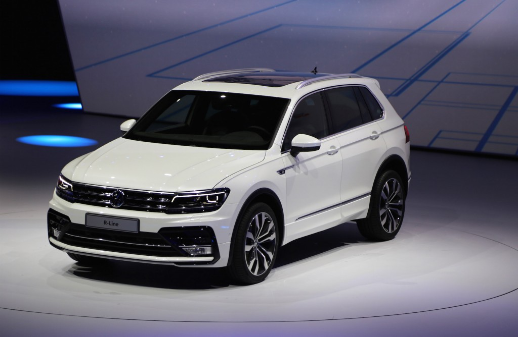 2015 new model vw tiguan autos post. Black Bedroom Furniture Sets. Home Design Ideas