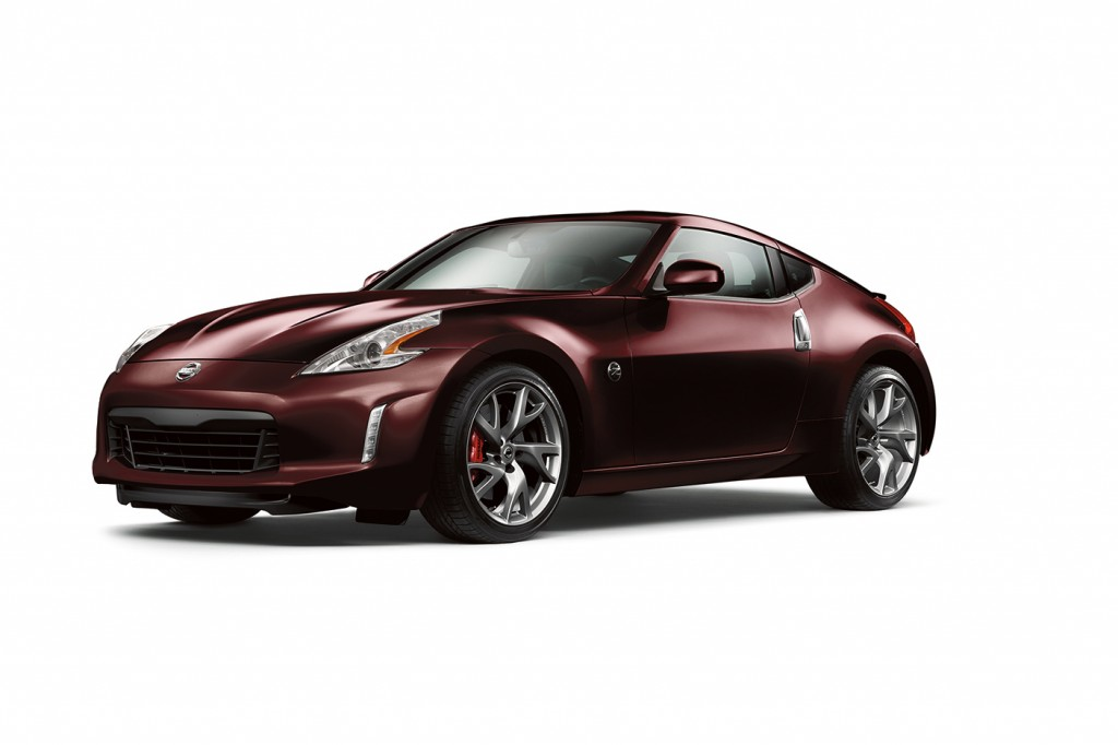 2016 nissan 370z priced from 30 815. Black Bedroom Furniture Sets. Home Design Ideas
