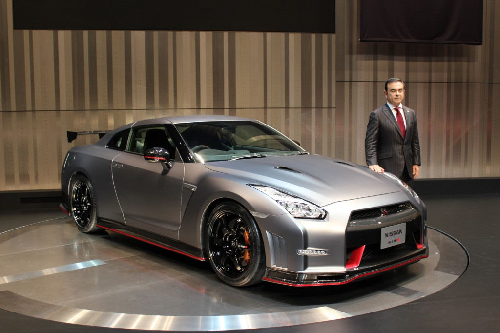 Stealth Grey Gtr Why Not Gt R Register Nissan