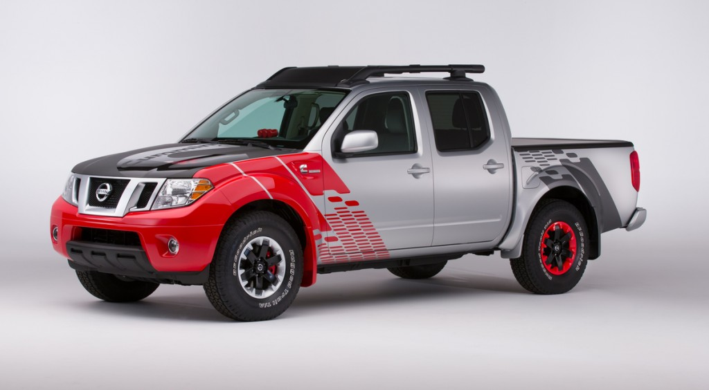 nissan cummins present frontier diesel project at chicago auto show