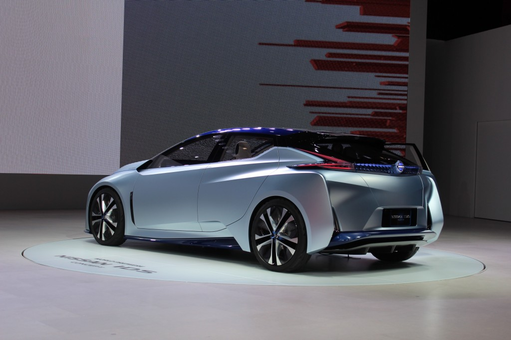 Awesome Image Nissan IDS Concept 2015 Tokyo Motor Show Size 1024 X 682