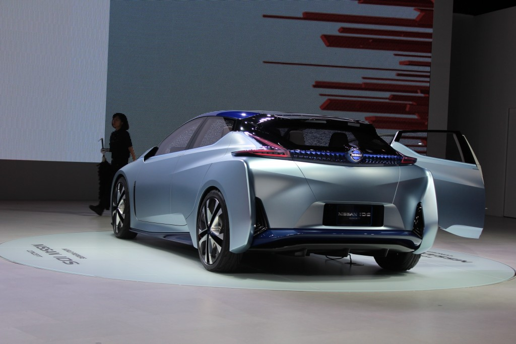 Luxury Image Nissan IDS Concept 2015 Tokyo Motor Show Size 1024 X 682