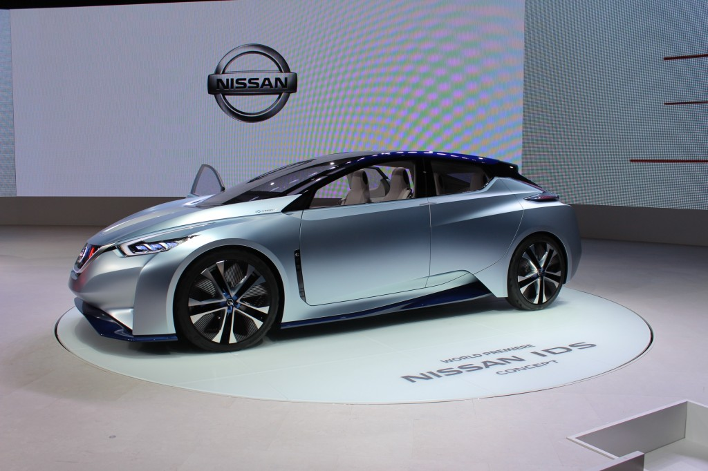 Simple Image Nissan IDS Concept 2015 Tokyo Motor Show Size 1024 X 682