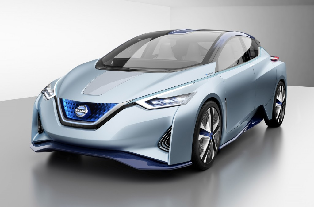 Nissan Ids Concept 2015 Tokyo Motor Show