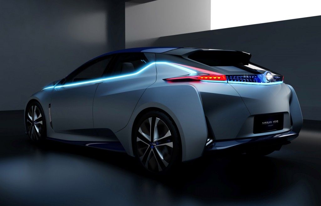Innovative Image Nissan IDS Concept 2015 Tokyo Motor Show Size 1024 X 660