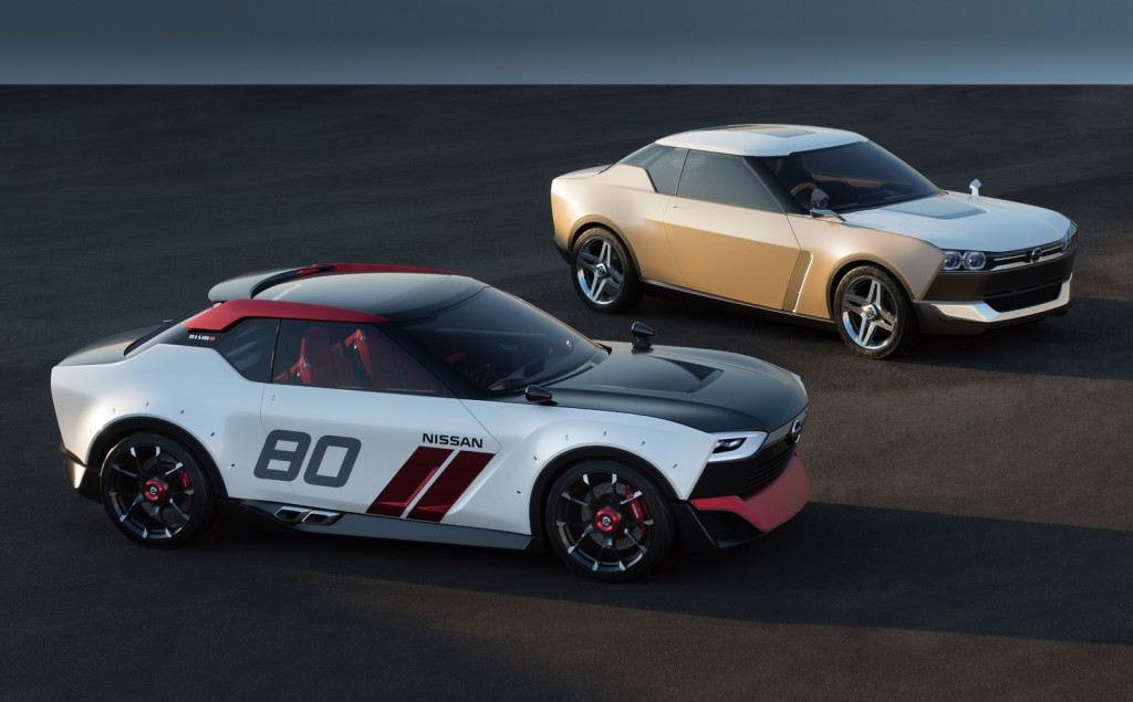 Design Chief: Nissan IDx And Z Could Be Same Future Sports Car