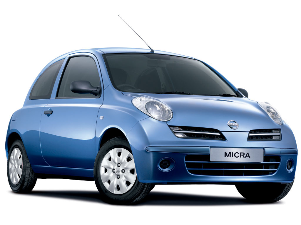 2010 Geneva Motor Show Debut For U S Bound Nissan Micra