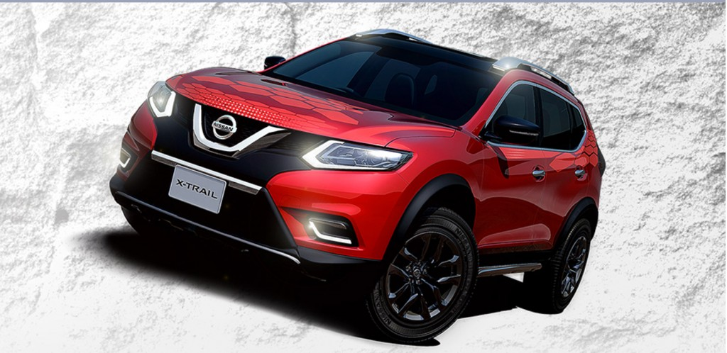 new car release 2014 ukPossible new Rogue styling concept  Nissan Forum  Nissan Forums