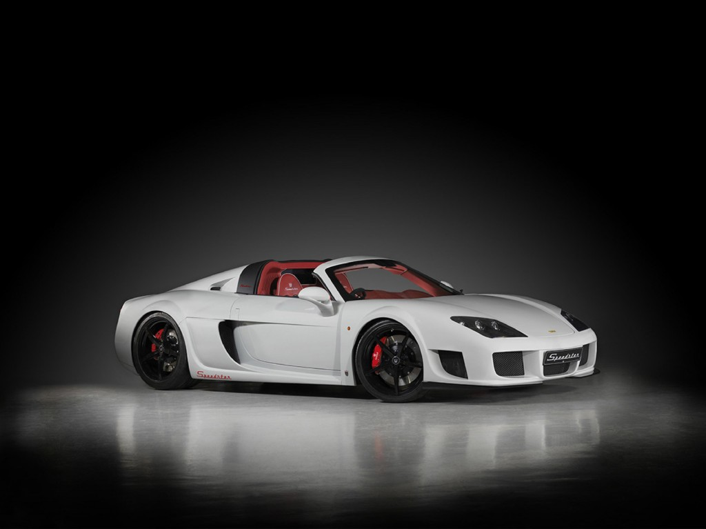 Noble M600 Speedster P...