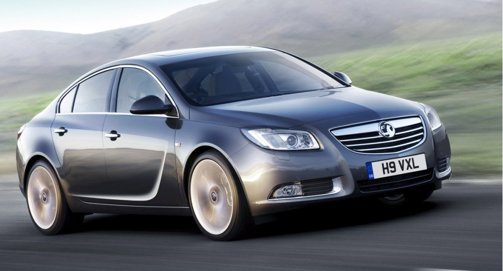Saturn will get only sedan version of opel insignia to replace aura