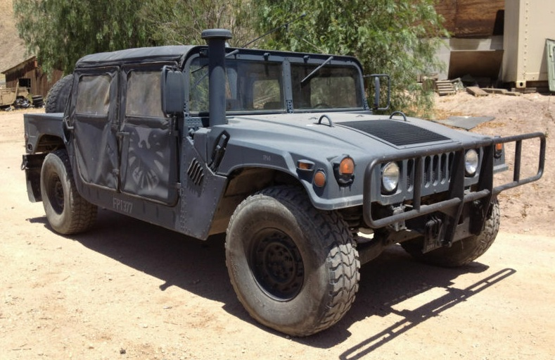 39 The Avengers 39 Humvee For Sale On Ebay