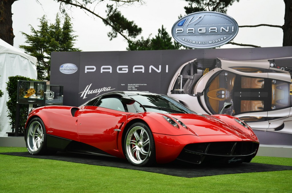 Pagani Huayra Roadster Due Within Two Years Report