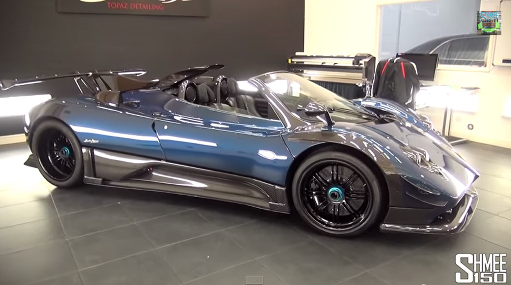 Special Edition Zondas Keep Coming This Time The First