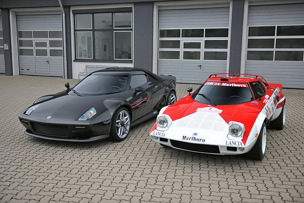 BMW Software Update >> Modern Lancia Stratos Turns Out To Be Pininfarina Designed ...