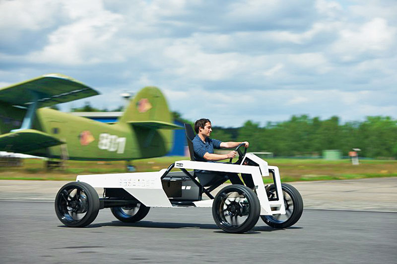 Poly-lab.net Kulan electric vehicle