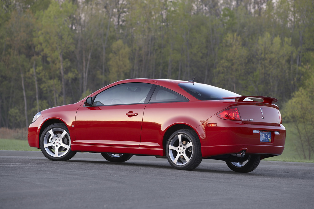 2009 Pontiac G5 Pictures Photos Gallery Motorauthority